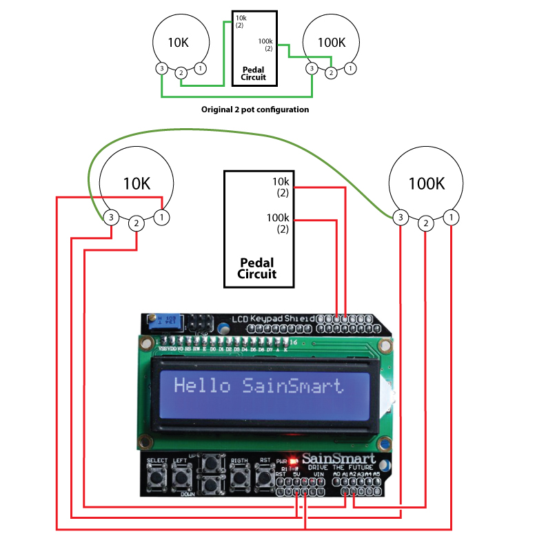 Power Supply G Board Schematic Circuit in addition 74LS04 furthermore 3 Way Electronic Crossover Circuit Diagram together with Display Adc Value On Lcd Using Arduino In Proteus Isis likewise 16f84a Led Animation Circuit. on lcd circuit